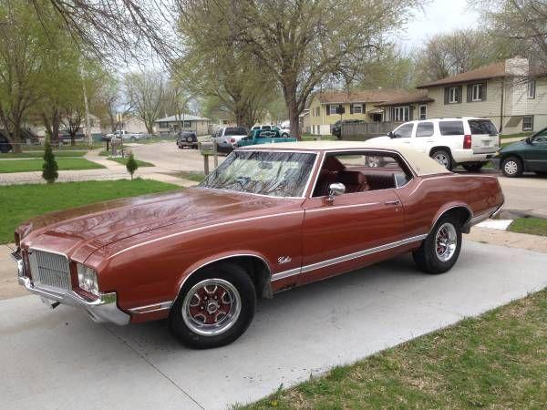1971 Oldsmobile Cutlass Supreme