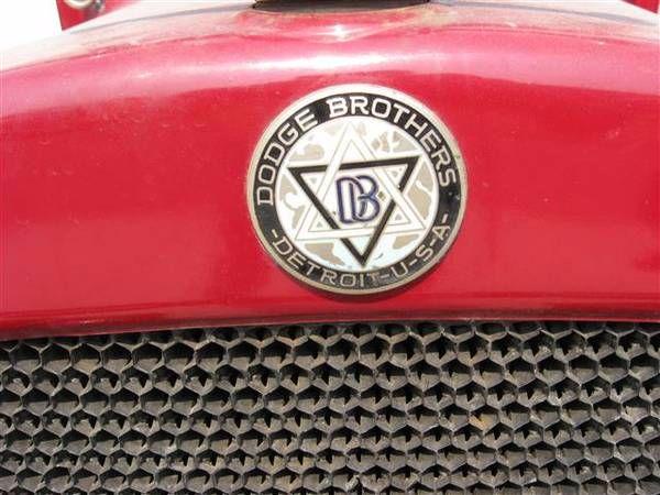 1926 Dodge Brothers Sedan 12