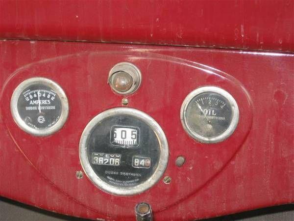 1926 Dodge Brothers Sedan 2