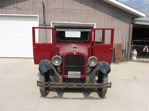 1926 Dodge Brothers Sedan 13