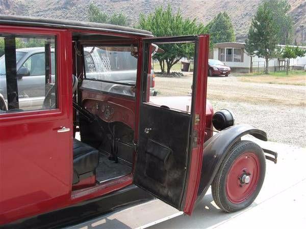 1926 Dodge Brothers Sedan 16