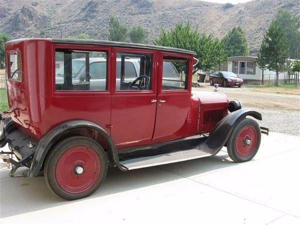 1926 Dodge Brothers Sedan