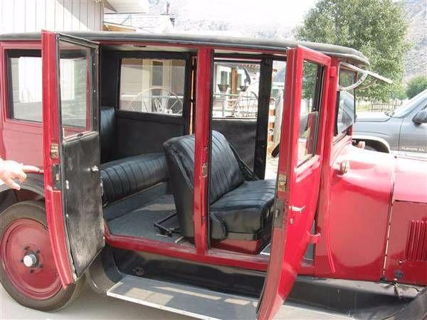 1926 Dodge Brothers Sedan 20