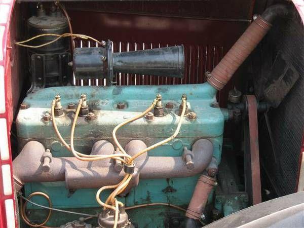 1926 Dodge Brothers Sedan 9