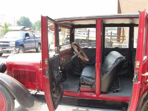 1926 Dodge Brothers Sedan 10