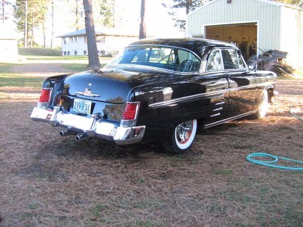 1954 Mercury Sedan 2