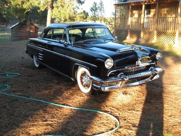 1954 Mercury Sedan 1