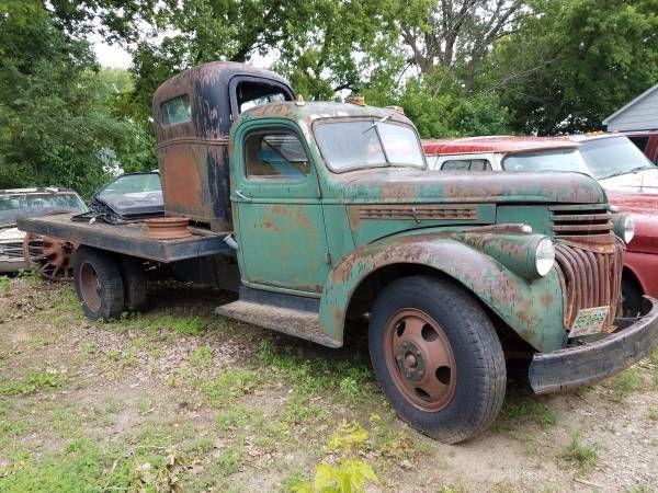 1945 Chevrolet Flatbed