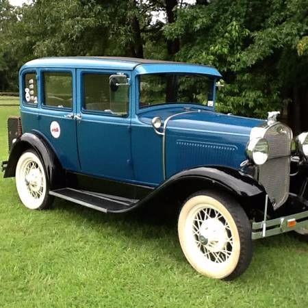 1930 Ford Model A Briggs