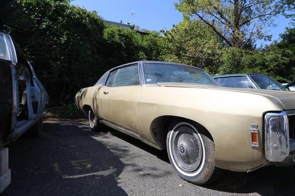 1969 Chevrolet Caprice Classic