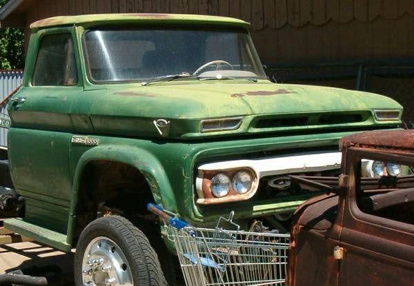 1965 GMC 4000