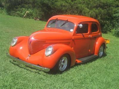 1938 Willy's Flatback