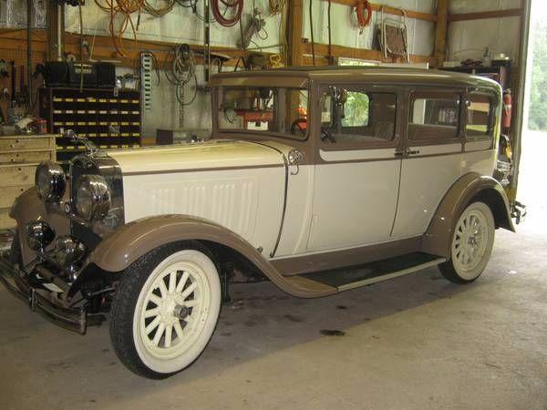 1928 Dodge Victory Six