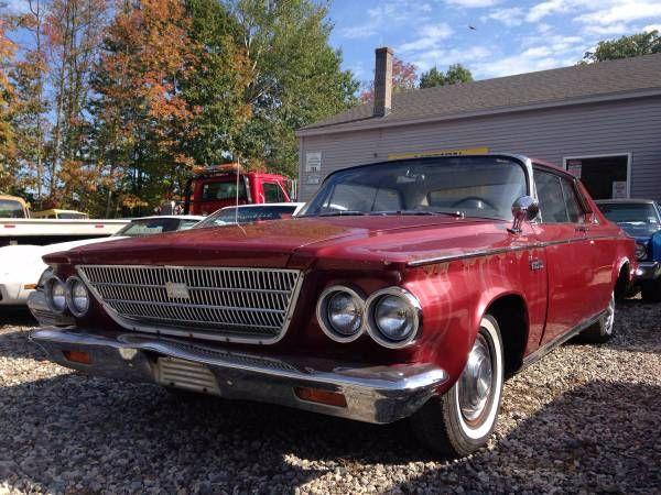 1963 Chrysler New Port
