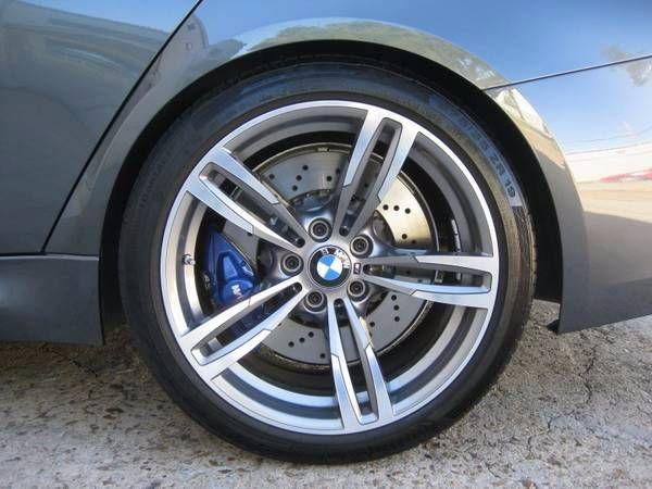 2016 BMW M3 5