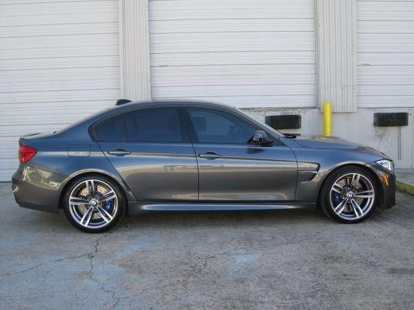 2016 BMW M3 1