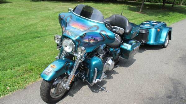 2005 Harley Davidson Electra Glide
