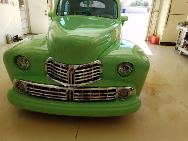 1946 Lincoln Club Coupe 2
