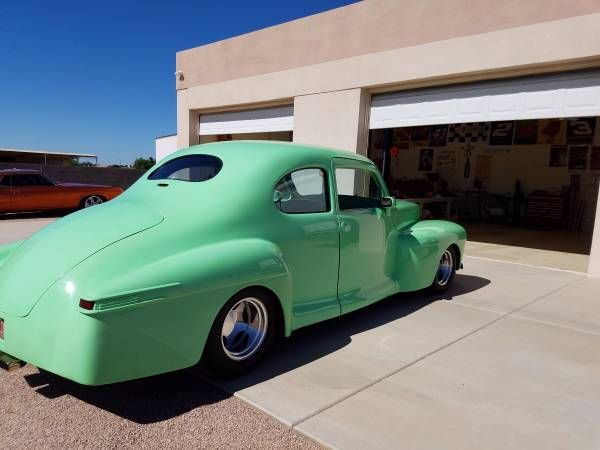 1946 Lincoln Club Coupe 20