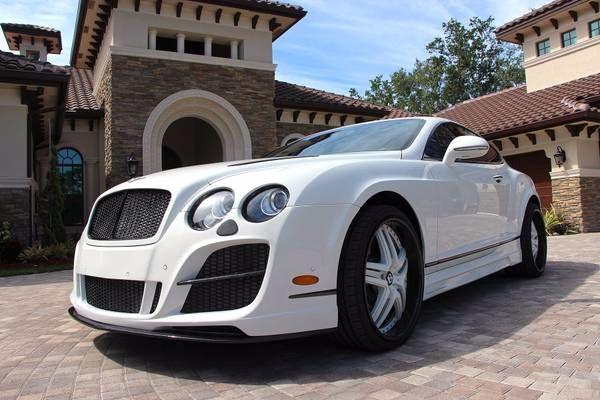 2010 Bentley GT SSCFS 11