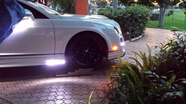 2010 Bentley GT SSCFS 2