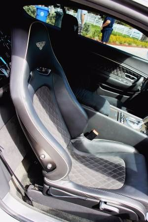2010 Bentley GT SSCFS 16