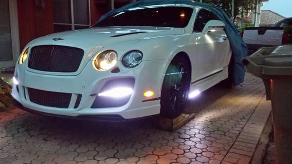 2010 Bentley GT SSCFS 17