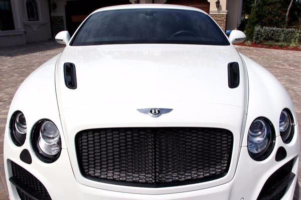 2010 Bentley GT SSCFS 19