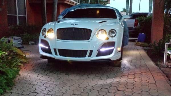 2010 Bentley GT SSCFS 22