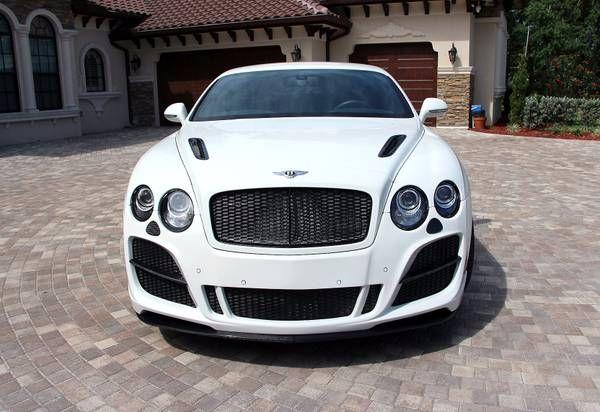 2010 Bentley GT SSCFS 5