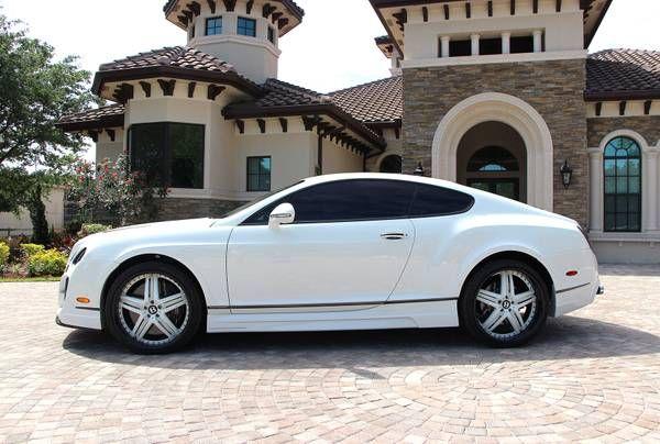 2010 Bentley GT SSCFS 7
