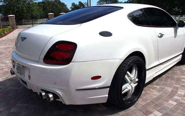 2010 Bentley GT SSCFS 8