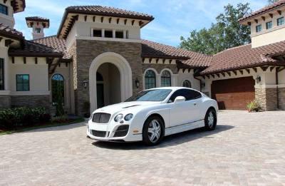 2010 Bentley GT SSCFS