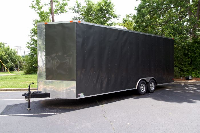 2015 Diamond Cargo Enclosed Trailer