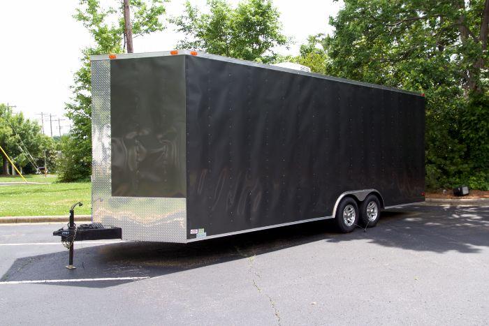 2015 Diamond Cargo Enclosed Trailer