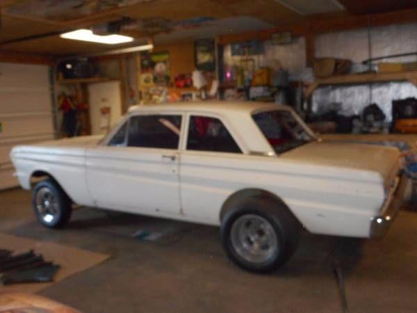 1965 Ford Falcon Gasser