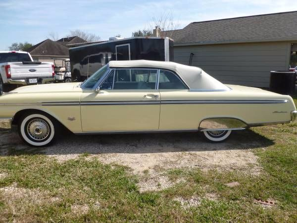1962 Ford Galaxie 500 1