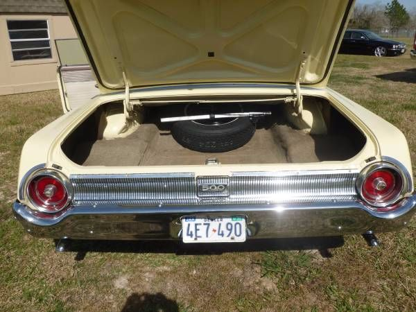 1962 Ford Galaxie 500 19