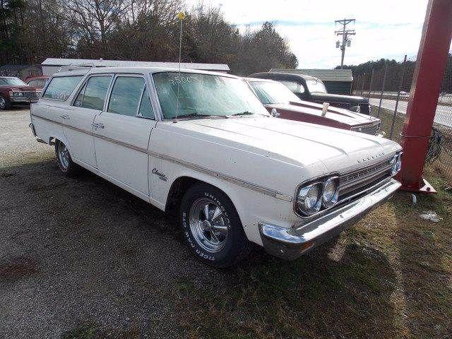 1966 AMC Rambler Cross Country Wagon