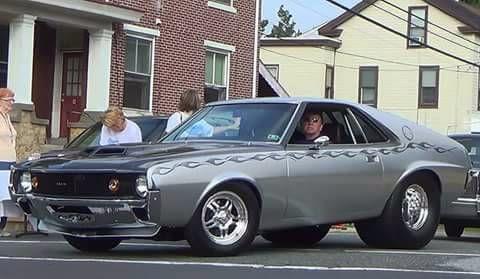 1970 AMC AMX 10