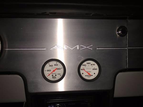 1970 AMC AMX 8