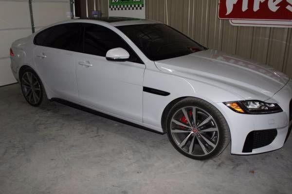 2016 Jaguar XFS