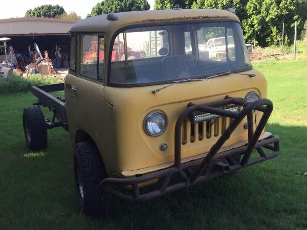 1958 Jeep F170