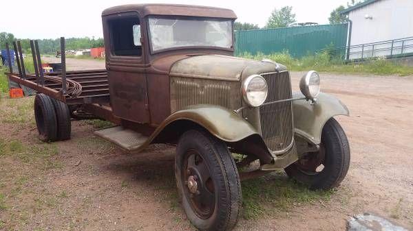 1933 Ford Model BB