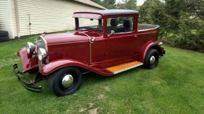 1930 DeSoto Street Rod