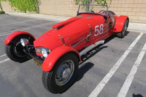 1934 Ford Geisen Vintage Racer