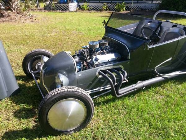 1927 Ford Track T