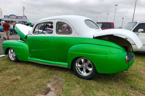 1946 Ford Hot Rod 8