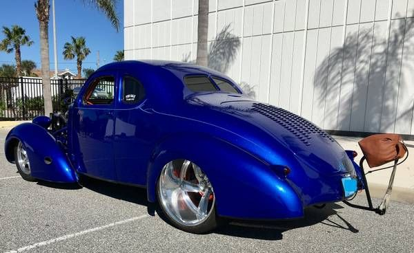 1938 Studebaker Coupe 11