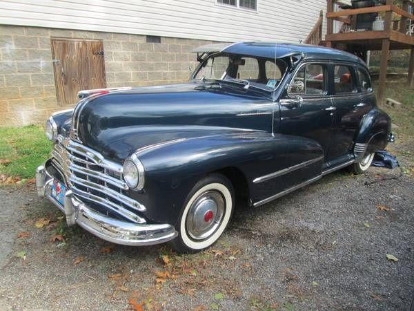 1948 Pontiac Siver Streak